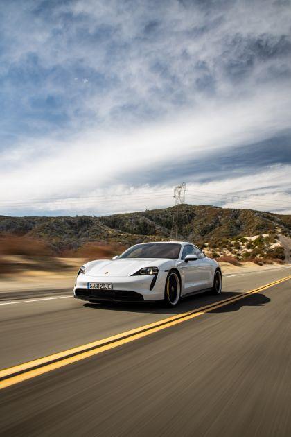 2020 Porsche Taycan 4S 182