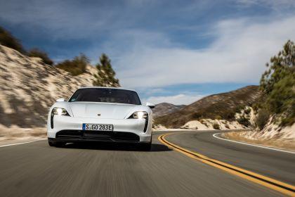 2020 Porsche Taycan 4S 183