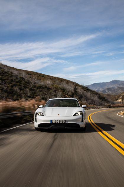 2020 Porsche Taycan 4S 185