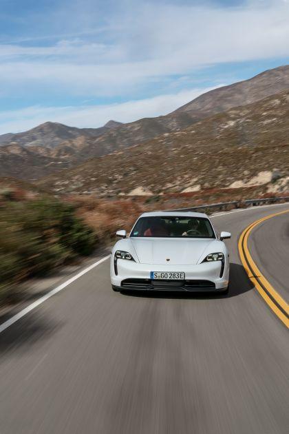 2020 Porsche Taycan 4S 187