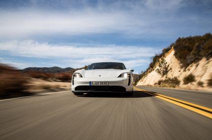 2020 Porsche Taycan 4S 189