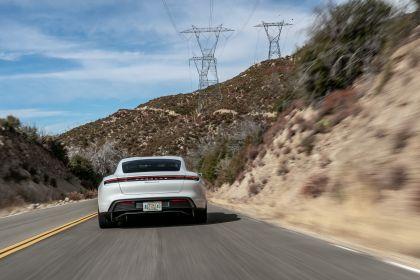 2020 Porsche Taycan 4S 191