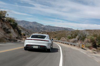 2020 Porsche Taycan 4S 193