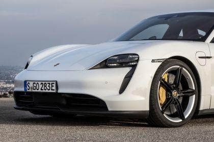 2020 Porsche Taycan 4S 196