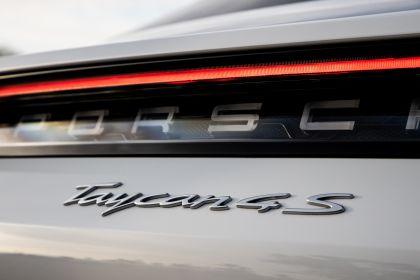 2020 Porsche Taycan 4S 205