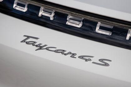 2020 Porsche Taycan 4S 206