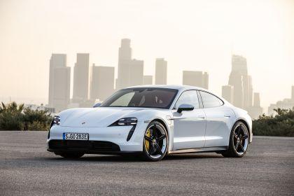 2020 Porsche Taycan 4S 209