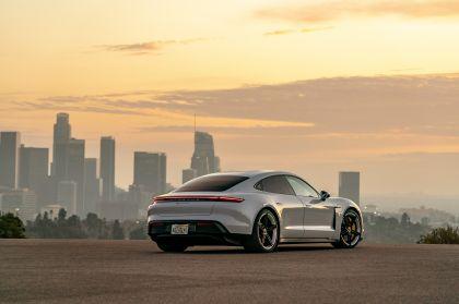2020 Porsche Taycan 4S 216