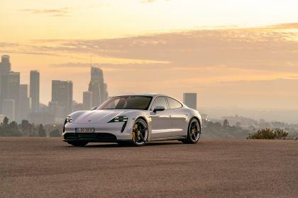 2020 Porsche Taycan 4S 218