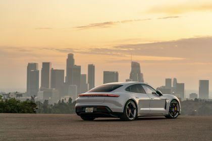 2020 Porsche Taycan 4S 219
