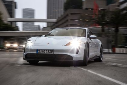 2020 Porsche Taycan 4S 223