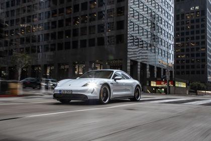 2020 Porsche Taycan 4S 227