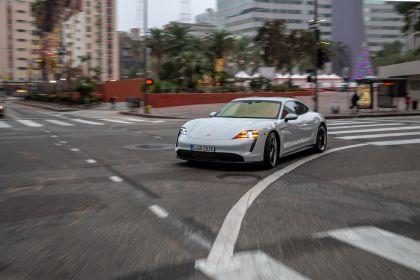 2020 Porsche Taycan 4S 228