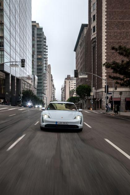 2020 Porsche Taycan 4S 229