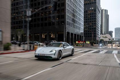 2020 Porsche Taycan 4S 230