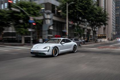 2020 Porsche Taycan 4S 232