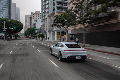 2020 Porsche Taycan 4S 237