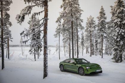 2020 Porsche Taycan 4S 256