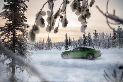 2020 Porsche Taycan 4S 259