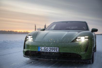 2020 Porsche Taycan 4S 262