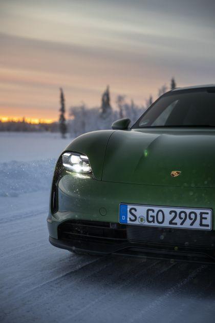2020 Porsche Taycan 4S 263