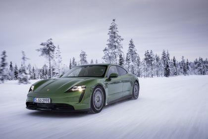 2020 Porsche Taycan 4S 270