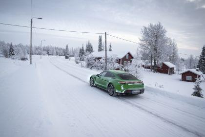 2020 Porsche Taycan 4S 295