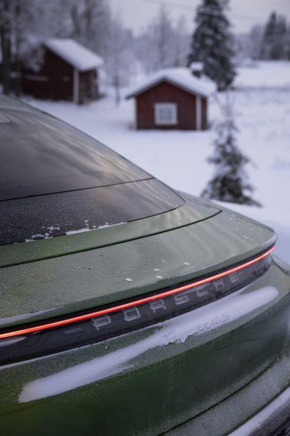 2020 Porsche Taycan 4S 306