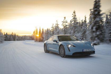 2020 Porsche Taycan 4S 346