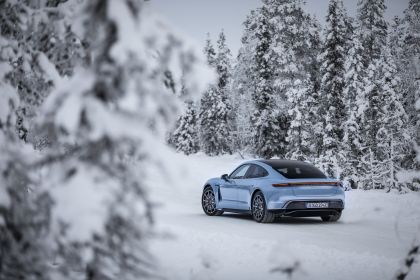 2020 Porsche Taycan 4S 351