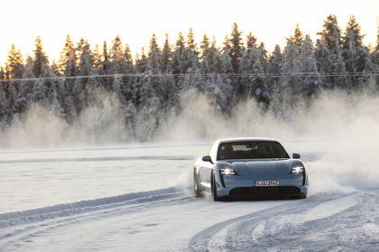 2020 Porsche Taycan 4S 369