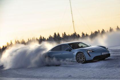 2020 Porsche Taycan 4S 376