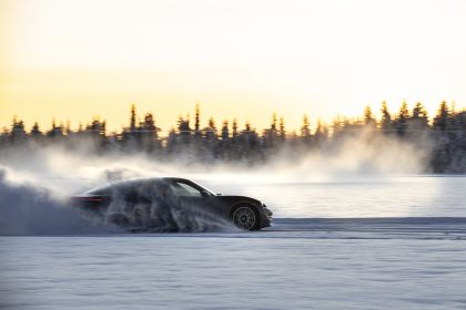 2020 Porsche Taycan 4S 389