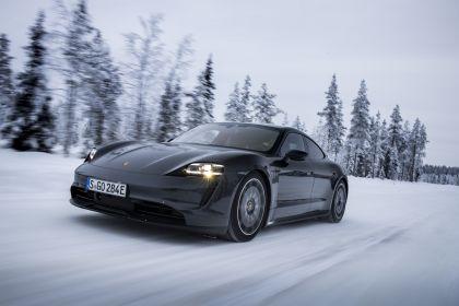 2020 Porsche Taycan 4S 401