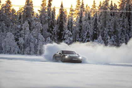 2020 Porsche Taycan 4S 415