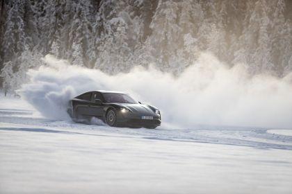 2020 Porsche Taycan 4S 417