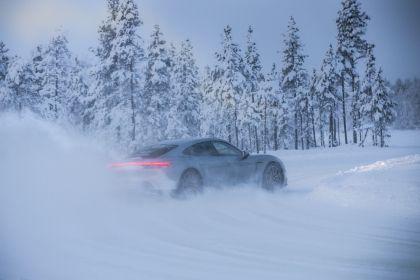 2020 Porsche Taycan 4S 455