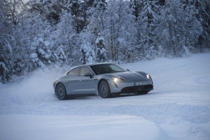 2020 Porsche Taycan 4S 458