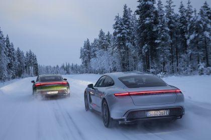 2020 Porsche Taycan 4S 497