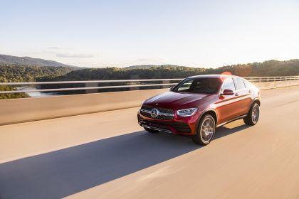 2020 Mercedes-Benz GLC 300 4Matic coupé - USA version 2