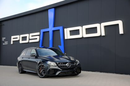 2019 Posaidon RS 830 ( based on Mercedes-AMG E 63 S 4Matic+ Estate ) 1