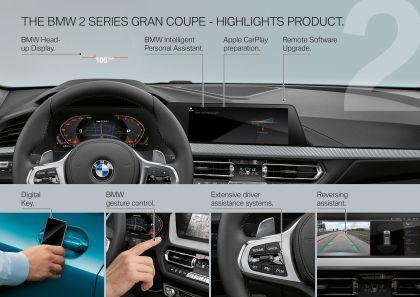 2020 BMW M235i ( F44 ) xDrive Gran Coupé 76
