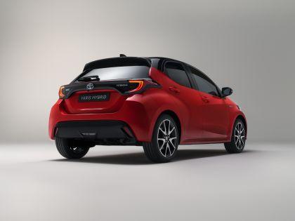 2020 Toyota Yaris hybrid 3