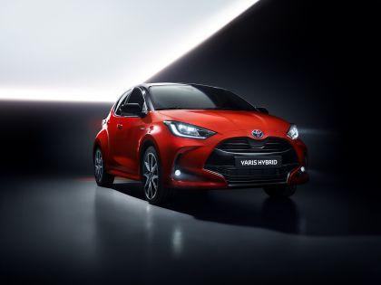 2020 Toyota Yaris hybrid 7
