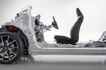2020 Toyota Yaris hybrid 40