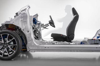 2020 Toyota Yaris hybrid 42