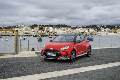 2020 Toyota Yaris hybrid 54