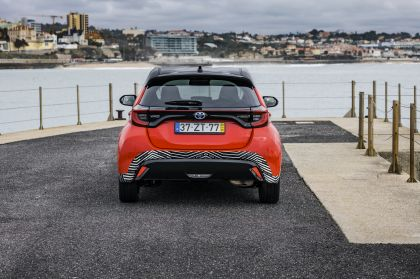 2020 Toyota Yaris hybrid 61