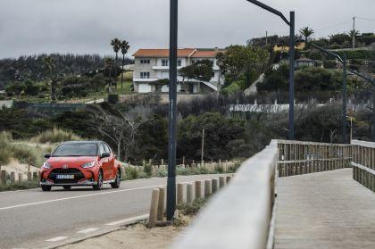 2020 Toyota Yaris hybrid 70