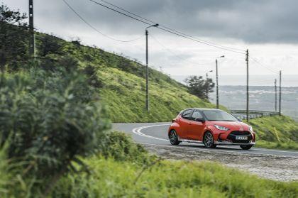 2020 Toyota Yaris hybrid 85